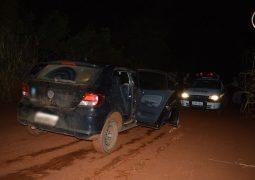 Assaltante morre após troca de tiros com a polícia em fazenda no município de Carmo do Paranaíba