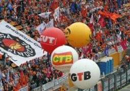 Centrais sindicais programam greve geral em todo o país contra reforma da Previdência