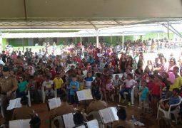 ASMOG realiza Dia das Crianças em Guarda dos Ferreiros
