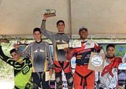 Atleta Sangotardense fica em 1º lugar no Torneio Regional de Mountain Bike DownHill 2016
