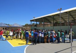 Escola Estadual Coronel Oscar Prados realiza primeira gincana beneficente