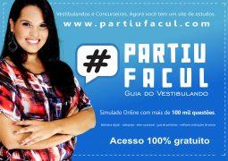 Partiufacul.com o seu guia para estudar para vestibulares e concursos no Alto Paranaíba