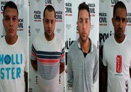 Suspeitos de enviar drogas para dentro de presídio em Patos de Minas são presos pela Polícia Civil