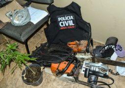 Mandados são cumpridos e suspeitos presos em Campos Altos