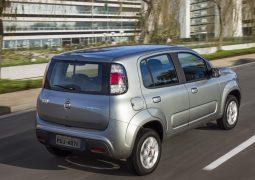 Fiat Uno também entra em recall por 'airbags mortais' no Brasil