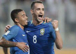 Com show de Jesus, Seleção Brasileira vence o Peru e fica próxima da classificação para a Copa de 2018