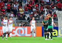 América perde para o Flamengo no Mineirão e tem rebaixamento confirmado matematicamente
