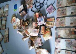 Polícia Militar recupera mais de 100 mil reais levados de caixas eletrônicos em Três Marias e prende autores do crime