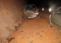Mulher morre em trágico acidente em estrada vicinal no município de Carmo do Paranaíba