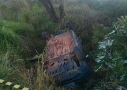 Homem morre em grave acidente na MGC-352 próximo a cidade de Tiros