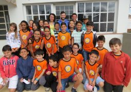 Portal SG AGORA recebe ilustre visita de alunos da Escola Iracy José Ferreira