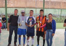 Escola Estadual Coronel Oscar Prados realiza final do Torneio Interclasses de Futebol