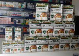 """""""Chá 17 Ervas"""", o seu emagrecedor natural, vendido na Drogaria DrogaVida de São Gotardo"""