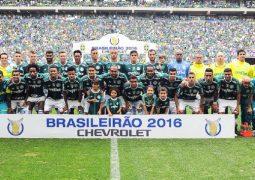 É enea! Palmeiras bate Chapecoense e conquista o Campeonato Brasileiro