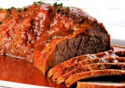SG Receitas: Carne assada com cerveja