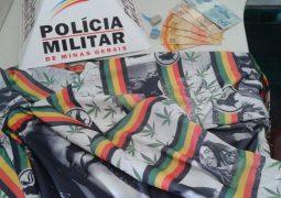 Após denúncia anônima, Polícia Militar de São Gotardo localiza drogas e apreende dois adolescentes no bairro Boa Esperança