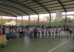 Escolas Estaduais de São Gotardo e Gurda dos Ferreiros inauguram quadras poliesportivas