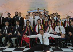 Ordem DeMolay realiza troca de Gestão Administrativa em São Gotardo