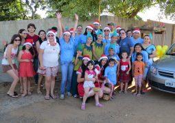 Grupo criado no WhatsApp realiza Carreata de Natal Beneficente em Guarda dos Ferreiros