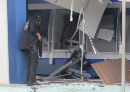 Agência bancária sofre explosão pela terceira vez no ano em Campos Altos