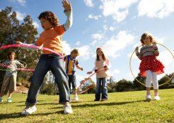 Férias! Que tal incentivar as crianças a fazer atividade física?