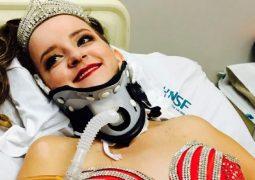 Emocionante: Estudante de Patos de Minas que sofreu grave acidente recebe certificado de conclusão do ensino médio no hospital