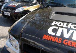 Polícia Civil e Ministério Público realizam operações contra a criminalidade em Tiros
