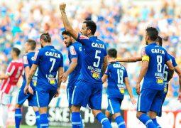 Cruzeiro vence o Villa Nova Nova no Mineirão e começa bem a temporada 2017