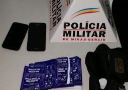 Morador de rua é preso em São Gotardo após furtar celular em padaria