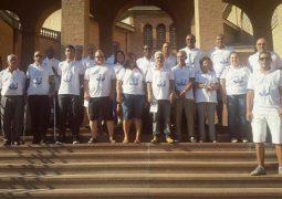 Caravana do Terço dos Homens de São Gotardo participa de comemorações em Aparecida do Norte