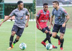 Atlético x Joinville: jogo marca estreia de Elias e pode ser o adeus de Pratto
