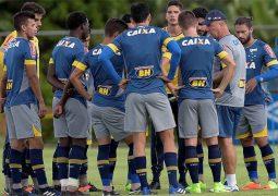 Em estreia de Thiago Neves, Cruzeiro recebe São Francisco-PA pela Copa do Brasil