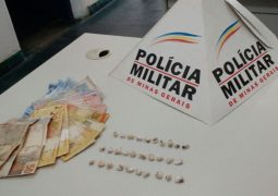 Durante ocorrências policias no final de semana, duas pessoas são presas e quatro menores são apreendidos em São Gotardo