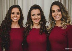 Candidatas a rainha da festa do feijão 2017 de Lagoa Formosa são apresentadas