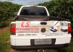 Veículo roubado em São Gotardo é localizado em cafezal na região do Quilombo de Ambrósio