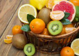 Frutas cítricas para perder peso