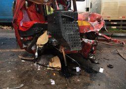 Grave acidente é registrado em rodovia de acesso à BR-354 em Carmo do Paranaíba
