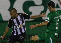 Com reservas, Atlético cede empate à Chapecoense e encaminha vaga na Primeira Liga