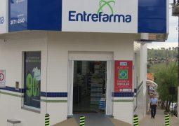 Rede Entrefarma Real Drogas Unidade 1, sua farmácia de plantão em São Gotardo