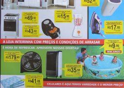 """Promoção """"Março de Arrasar Lojas Kamel de São Gotardo"""", os menores preços da cidade estão aqui"""