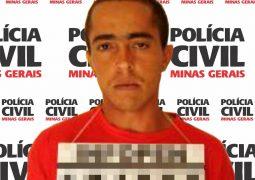 Polícia Civil apura e prende autor de homicídio bárbaro em São Gotardo