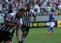 Roger muda time, Atlético vence a URT por 3 a 0 e é o primeiro finalista do Mineiro