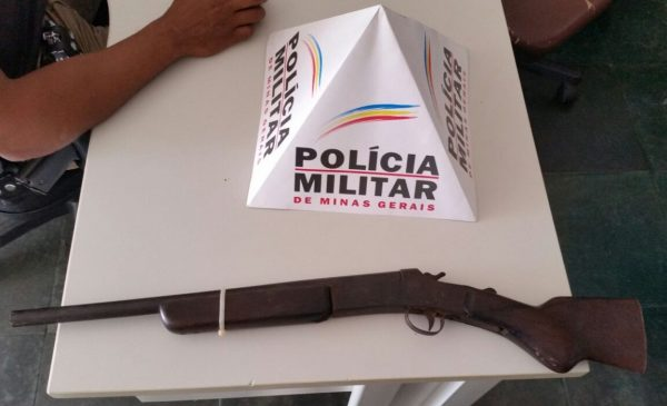 Foto Capa: Polícia Militar de São Gotardo