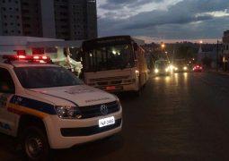 """Polícia Militar realiza operação """"Batida Policial"""" em São Gotardo"""