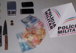 Três homens são presos pelo crime de tráfico de drogas em São Gotardo