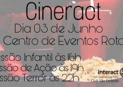 Vem aí o 1° Cineract em São Gotardo