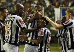 Vistante indigesto, Atlético Mineiro goleia Sport Boys na Bolívia