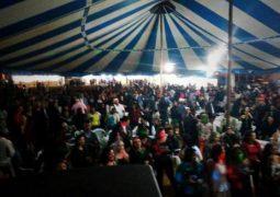 Festa de Exaltação a Santa Cruz é realizada em Guarda dos Ferreiros