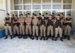 Municípios de São Gotardo e Matutina ganham reforço de novos Policiais Militares