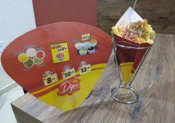 Dip's Gourmet, uma novidade para mexer com o paladar da população Sangotardense